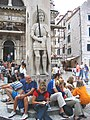 Orlando, Dubrovnik, Croatia.JPG