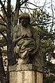 Ostrava, Poruba, nábřeží SPB, socha.jpg