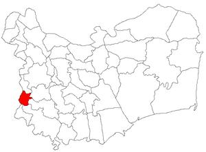 Ostrov, Tulcea - Image: Ostrov jud Tulcea