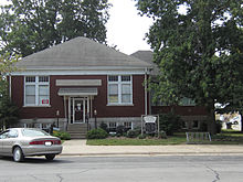 Oswego, KS public library funded by Andrew Carnegie..jpg