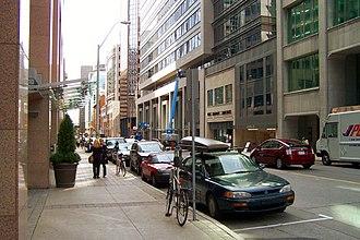 Queen Street (Ottawa) - Image: Ottawa Queen Street