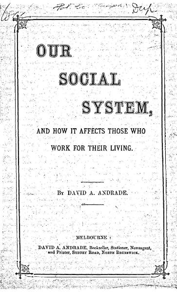 File:Our Social System-Andrade.djvu