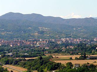 Ovada - Image: Ovada panorama generale