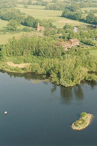 Bough Beech - Over Bough Beech Reservoir