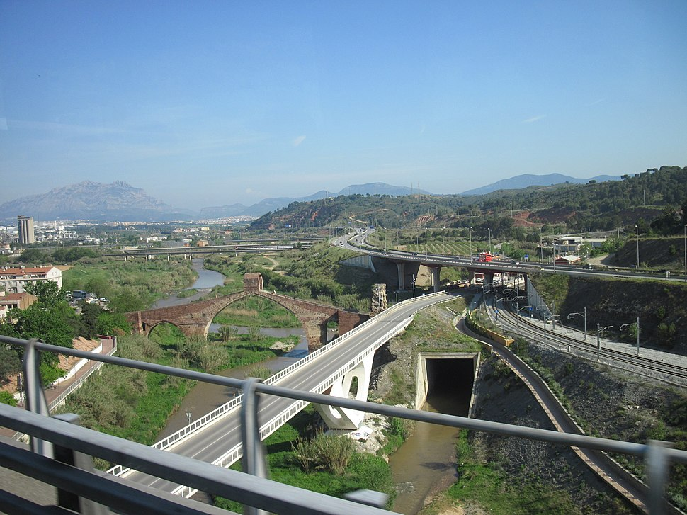 Overpasses in Spain