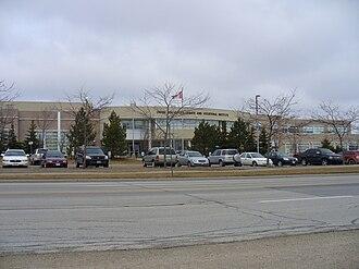 Owen Sound Collegiate and Vocational Institute - Image: Owen Sound Collegiate and Vocational Institute