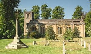 St Clement's, Oxford - Image: Oxford St Clements Parish Church east