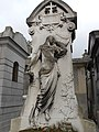 Père-Lachaise, Gracefully corroded (10192881606) (2).jpg