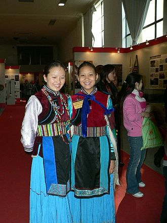 Pumi people - Image: P1090077