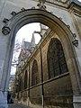 P1090313 Paris Ier église Saint-Germain l'Auxerrois façade nord rwk.JPG