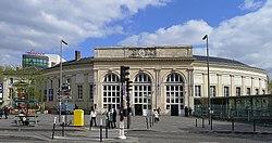 Bahnhof Denfert-Rochereau