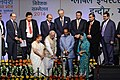 "PM Modi inaugurates ""Invest Madhya Pradesh – Global Investors Summit 2014"".jpg"