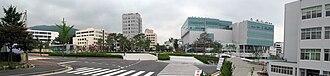 Geumjeong District - Pusan National University
