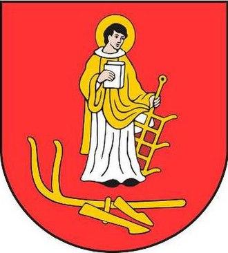 Gmina Sochaczew - Image: POL gmina Sochaczew COA