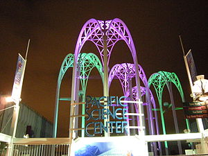 Pacific Science Center, Seattle Center, Seattl...
