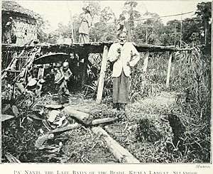 Mah Meri people - Image: Pagan races of the Malay Peninsula (1906) (14594821020)