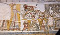 Painting on limestone sarcophagus of religious rituals from Hagia Triada - Heraklion AM - 08.jpg