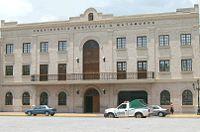 Palacio municipal de Matamoros