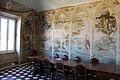 Palaia, palazzo del comune (palazzo checchi), alcova affrescata da luigi ademollo 01.JPG