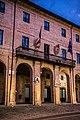 Palazzo dei cardinali Pallotta - Caldarola 4.jpg