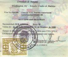 Panamanian Visa