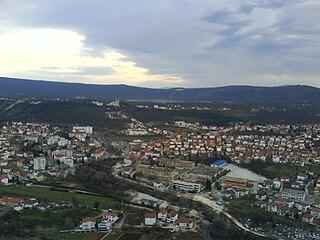 Široki Brijeg City in Federation of Bosnia and Herzegovina, Bosnia and Herzegovina