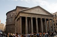 Pantheon panorama, Rome - 5.jpg