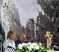 Paolo Brosio assieme alla veggente Marija Pavlović.jpg