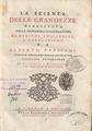 Pappiani - Scienza delle grandezze, 1747 - 4256369.tif