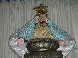 Our Lady of Good Success - The Icon, Philippines.