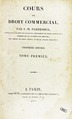 Pardessus - Cours de droit commercial, 1825 - 302.tif