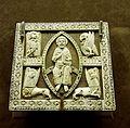 Paris -Musée national du Moyen-âge - Coffret - Christ en Majesté entre les quatre évangélistes - 001.jpg