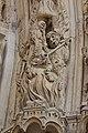 Paris - Cathédrale Notre-Dame - Portail du Jugement Dernier - PA00086250 - 046.jpg