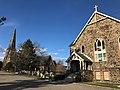 Parish house, St. John's Episcopal Church (1847), 3009 Greenmount Avenue, Baltimore, MD 21218 (41042794522).jpg