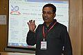 Partha Sarathi Banerjee - Workshop - Collaboration in Wikipedia - Bengali Wikipedia 10th Anniversary Celebration - Jadavpur University - Kolkata 2015-01-09 2766.JPG