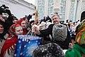Participation of the President of Ukraine in the festive Christmas liturgy in Saint Sophia, Kiev 9.jpeg
