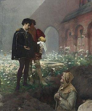Pascal Dagnan-Bouveret - Hamlet and the Gravediggers.jpg