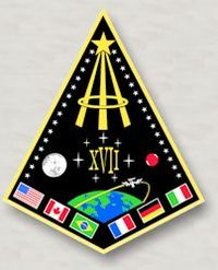 Patch do grupo 17 de astronautas da Nasa 1998.jpg
