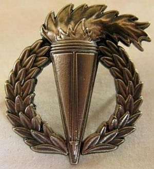 44 Pathfinder Platoon - Pathfinders Proficiency Badge