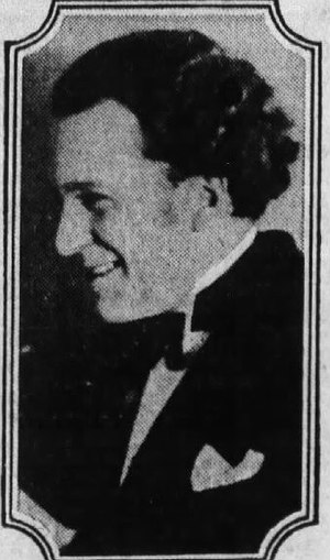 Paul Ash - Ash in 1931
