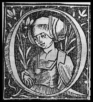 Paul of Aegina - Paul of Aegina, as pictured in a 16th-century woodcut.