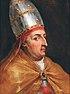 Paus Nicolaas V door Peter Paul Rubens