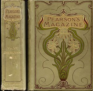 Pearson's Magazine - Bound issues of Pearson's magazine