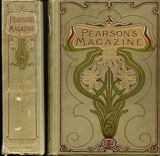 <i>Pearsons Magazine</i> British literary magazine