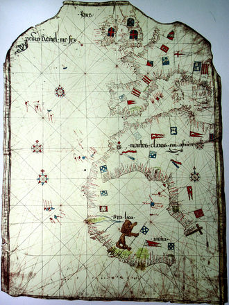 Pedro Reinel - Image: Pedro Reinel 1485