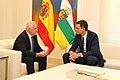 Pedro Sánchez con Juan Ignacio Ceniceros 02.jpg