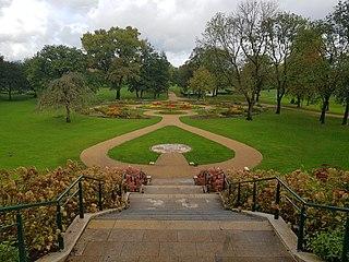 Peel Park, Salford Urban park