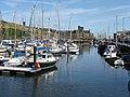 Peel harbour - geograph.org.uk - 1424055.jpg