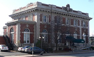 Pekin Federal Building United States historic place