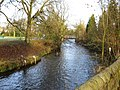 Pendle Water, Nelson, Lancashire - geograph.org.uk - 1139532.jpg
